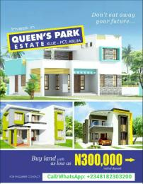 Residential Land Land for sale centenary city Kuje Abuja