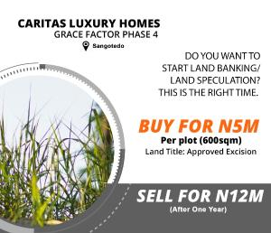 Mixed   Use Land Land for sale Off monastery road behind novare mall shoprite Sangotedo,lagos Monastery road Sangotedo Lagos