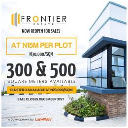 Residential Land Land for sale Frontier Estate situated within Beechwood Estate Alatise Ibeju-Lekki Lagos