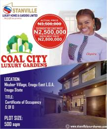 Mixed   Use Land Land for sale Coal City Luxury Garden Enugu Enugu