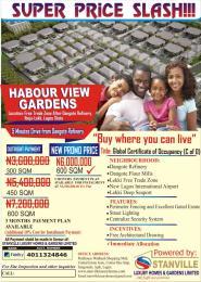 Mixed   Use Land Land for sale ORIGANRIGAN, Free Trade Zone after Dangote Refinery Ibeju-Lekki Lagos