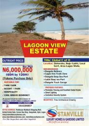 Land for sale Lagoon View Estate Free Trade Zone Ibeju-Lekki Lagos