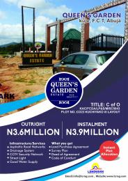 Residential Land Land for sale C of O Land For Sale In kuje  Kuje Abuja