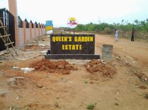 Serviced Residential Land Land for sale Queen's Garden Estate 15 Minutes Drive Fromnnamdi Azikiwe International Airport Kuje Abuja