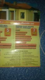 Residential Land Land for sale diamond estate awoyaya lekki epe expressway Lekki Phase 2 Lekki Lagos