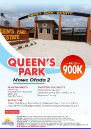 Mixed   Use Land Land for sale Queen park Estate Mowe Ofada by Lagos Abeokuta Express Way Oke Ijeun Abeokuta Ogun