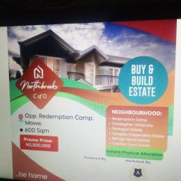 Mixed   Use Land Land for sale Northbrook, Mowe, Opposite Redemption Camp, Mowe  Kosofe Kosofe/Ikosi Lagos