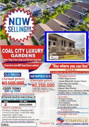 Residential Land Land for sale Coal city luxury gardens Nkubor village Emene Enugu local east govt. Enugu  Enugu Enugu