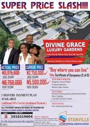 Residential Land Land for sale Divine grace luxury gardens okun ojeh village by alatise Ibeju Lekki  Alatise Ibeju-Lekki Lagos