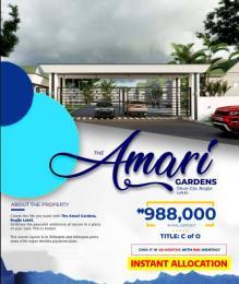 Serviced Residential Land Land for sale Okun Oje Bogije Sangotedo Lagos