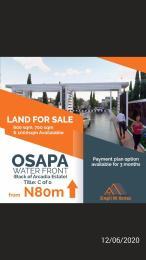 Mixed   Use Land Land for sale Benind Arcadia Estate Osapa london Lekki Lagos