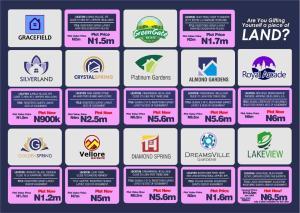 Residential Land Land for sale Opposite shoprite, Ajah  Sangotedo Ajah Lagos