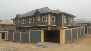 3 bedroom Semi Detached Duplex House for sale Happy people estate extension magboro Magboro Obafemi Owode Ogun
