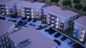3 bedroom Flat / Apartment for sale Sandworth Estate Kurudu Sub-Urban District Abuja