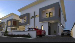 3 bedroom Semi Detached Duplex House for sale Sangotedo Ajah Lagos
