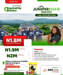Land for sale - Enugu Enugu