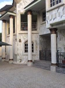 5 bedroom Detached Duplex House for sale Katampe opp nicon junction Maitama Abuja