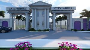 Flat / Apartment for sale  CALIFORNIA CITY, IDU, ABUJA Idu Abuja