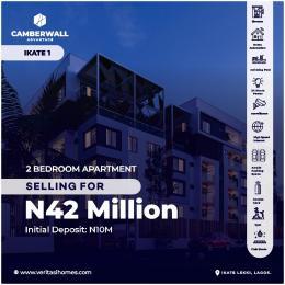 2 bedroom Blocks of Flats House for sale Ikate Lekki Ikate Lekki Lagos