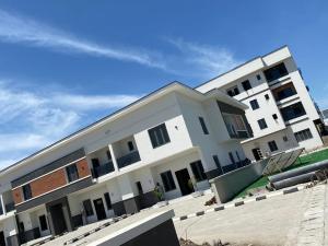 House for sale Inside Abijo Gra. 4 Minutes' Drive From Novare Mall (shoprite Sangotedo) Sangotedo Lagos