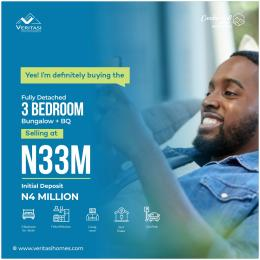 Land for sale  Abijo GRA Lekki Lagos