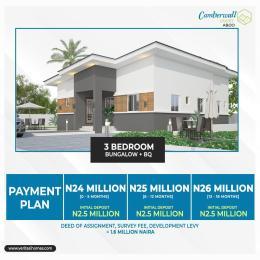 3 bedroom Detached Bungalow House for sale Abijo GRA ajah Abijo Ajah Lagos