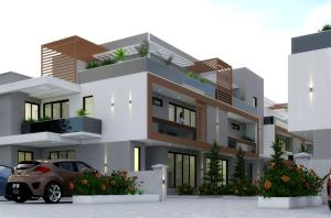 4 bedroom Massionette House for sale Ocean Bay estate, Lafiaji road, lekki phase 2 Lekki Phase 2 Lekki Lagos