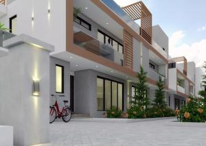 4 bedroom Flat / Apartment for sale Ocean Bay estate, Lafiaji road, lekki phase 2 Lekki Phase 2 Lekki Lagos