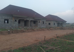 3 bedroom Semi Detached Bungalow House for sale Lugbe Abuja palm height estate phase4 Lugbe Abuja