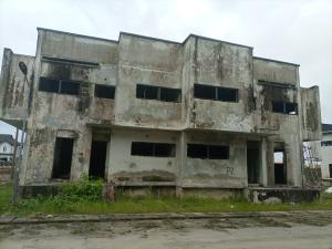Semi Detached Duplex House for sale Diamond Estate Sangotedo Ajah Lagos