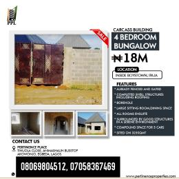 4 bedroom Terraced Bungalow House for sale Inside Boystown, Ipaja Boys Town Ipaja Lagos