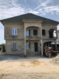4 bedroom Detached Duplex for sale Close To White Deck Beach Resort And Atican Beach Okun Ajah Ajah Lagos