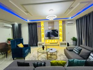 3 bedroom Detached Duplex House for shortlet Victoria Bay III Ikate Lekki Lagos
