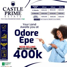 Mixed   Use Land Land for sale Odore  Epe Road Epe Lagos