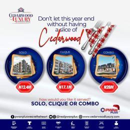 2 bedroom Blocks of Flats House for sale Inside Ajayi Apata in Sangotedo  Sangotedo Lagos