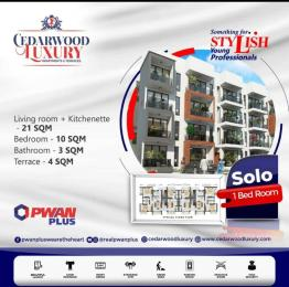 1 bedroom mini flat  Blocks of Flats House for sale Lekki Phase 2 Lekki Lagos