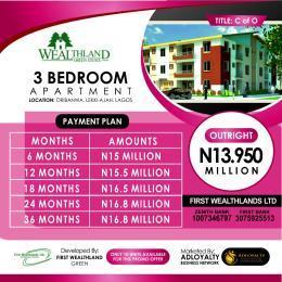 3 bedroom House for sale Wealthland Green Estate Oribanwa Lekki Ajah Lagos Lakowe Ajah Lagos
