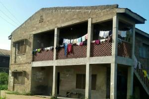 10 bedroom Self Contain Flat / Apartment for sale Behind Adenike Ogbomosho Oyo