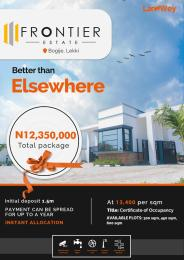 6 bedroom Serviced Residential Land Land for sale Bogije Ikate Lekki Lagos