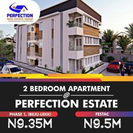 2 bedroom House for sale Perfection Estate Ibeju-Lekki, Festac Lagos Nigeria  Free Trade Zone Ibeju-Lekki Lagos