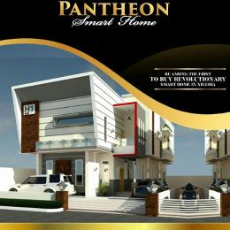 4 bedroom Detached Duplex House for sale Pantheon Smart HOMES Lekki Lagos Nigeria  Free Trade Zone Ibeju-Lekki Lagos