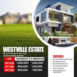Residential Land for sale Atan Ota Akore Ado Odo/Ota Ogun