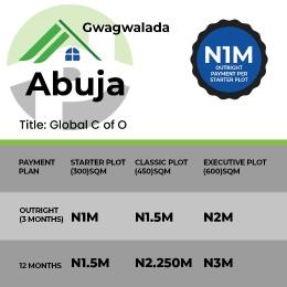 Residential Land Land for sale Gwagwalada area  Gwagwalada Abuja