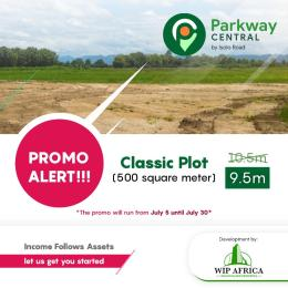 Mixed   Use Land Land for sale Isolo road  Osolo way Isolo Lagos