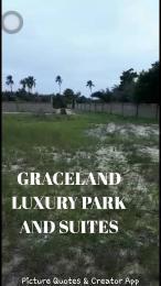 Serviced Residential Land for sale Okun Ise Village Off Lacapine Tropicana Resort LaCampaigne Tropicana Ibeju-Lekki Lagos