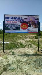 Residential Land Land for sale OKUN OJEH TOWN BY ALATISE BEFORE ELEKO JUNCTION IBEJU LEKKI Eleko Ibeju-Lekki Lagos