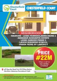 Residential Land Land for sale Agungi Road Agungi Lekki Lagos