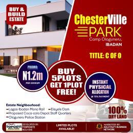 Land for sale Old Iyanru/Ijanagang Ibadan Oyo