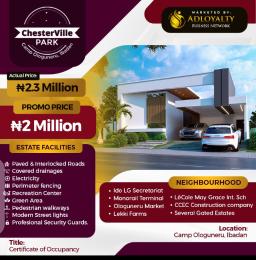 Residential Land for sale Camp Ologuneru, Ibadan Ibadan Oyo