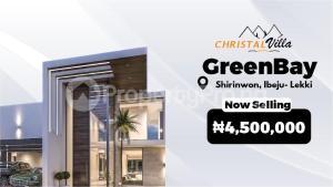 Residential Land for sale Shirinwon Lekki Town Ibeju Lekki Ibeju-Lekki Lagos